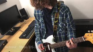 Squier Classic Vibe Mustang Demo - (Bridge Hotrail)