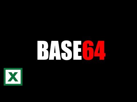 Encode Base64 in Excel VBA