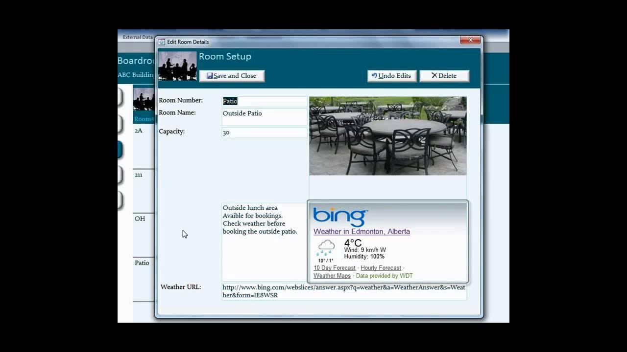 Access 2010 Outlook Style Calendar In Browser By Albert Kallal Cc