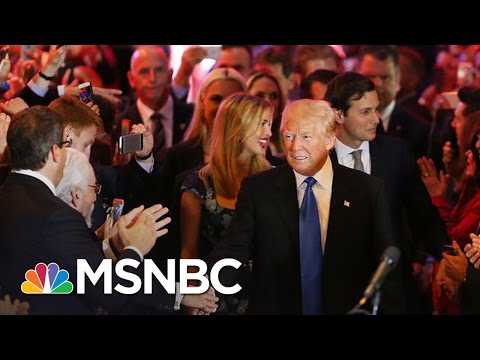 Social Conservatives Still Warming To Donald Trump | Morning Joe | MSNBC