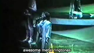Awesome YES Live in Detroit 11/17/1987  Shoot High Aim Low/ Final Eyes clip