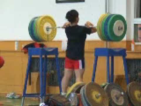 2008 Weightlifting Team of Beijing Sports University #1