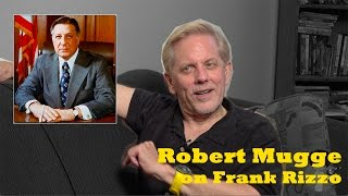 Filmmaker Robert Mugge on Mayor Frank Rizzo
