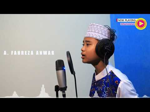 ALFHASHOLALLAH - FAHREZA ANWAR | HADROH BANJARI