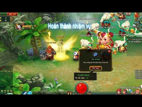 Webgame Offline Tiếu Ngạo Tây Du cực chất Việt Hóa 100%