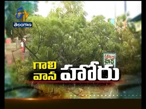 2 Dead In Chittoor As Cyclone 'Vardah' Throws Life Out Of Gear