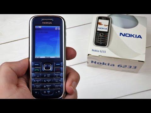 Nokia 6233: серьезные забавы (2006) - ретроспектива