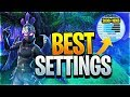 BEST Fortnite: Battle Royale CONSOLE SETTINGS PS4/XBOX for SEASON 5!