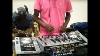 Dj Felix-loud sound: Prepares the place for big fun @Netherlands(Miss Nul 2013)_NUL_Lesotho.