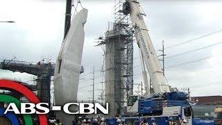 Trapiko sa pinagbagsakan ng beam ng Skyway Project, maayos na   TV Patrol