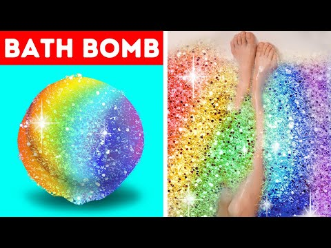 27 BATH HACKS TO RELAX AFTER HARD DAY