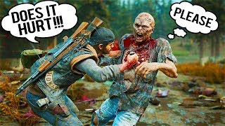 Days Gone - Something Terrible Happened 🤬