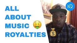 HOW TO MAKE MONEY FROM YOUR MUSIC - ALL ABOUT MUSIC ROYALTIES | IQ Graphic Design