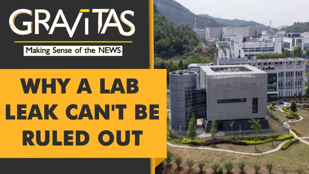 Download Gravitas | COVID origins: New claims reignite Wuhan lab leak theory
