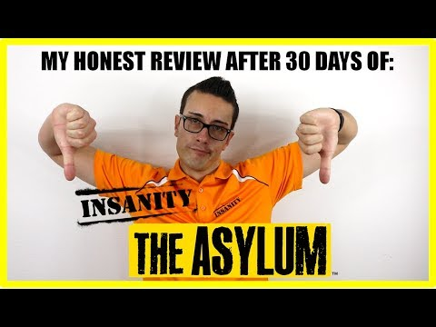 INSANITY the ASYLUM REVIEW - Spoiler Alert: I Hated It.