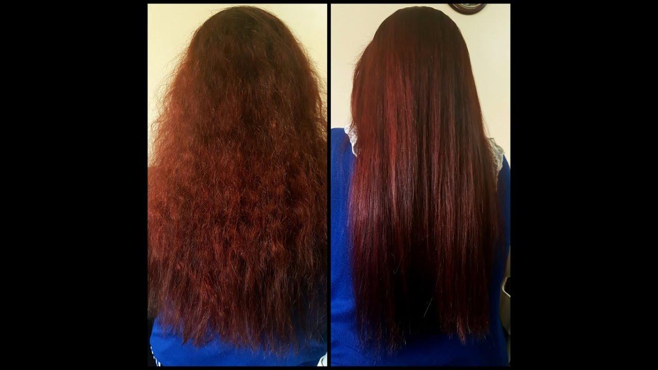 straight frizzy hair khaleeji