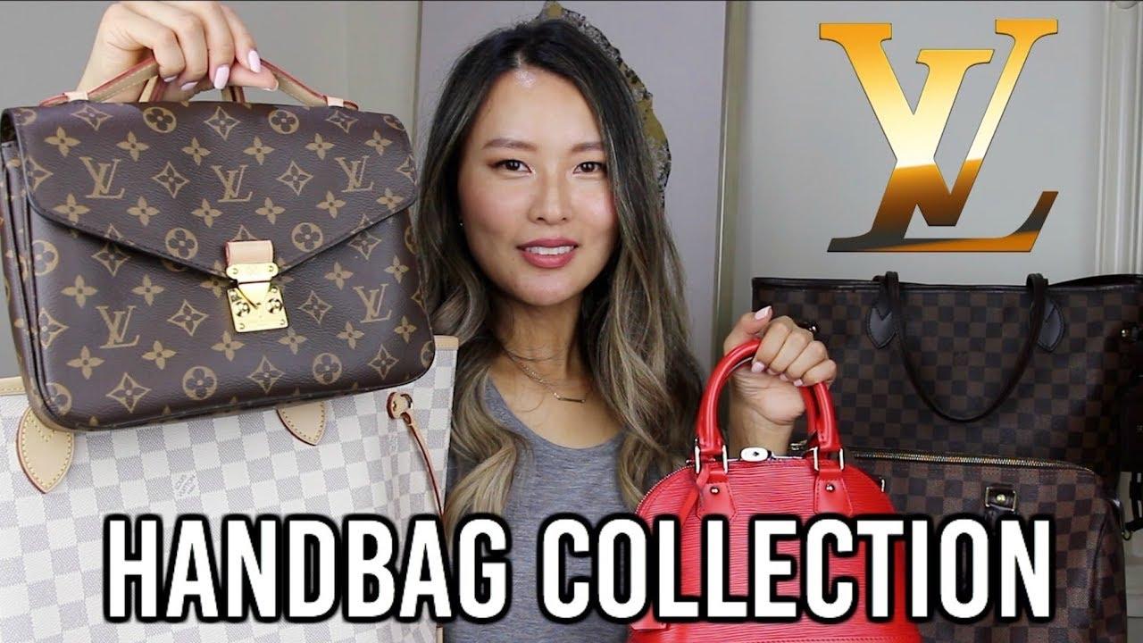 LOUIS VUITTON handbag collection 2018  15c8ce56bf9f4