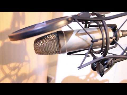 Rode NT1-A Großmembran-Mikrofon