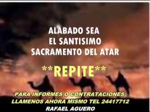 Rosario Del Niño El Alabado Al Niño Dios Rafael Aguero G Youtube