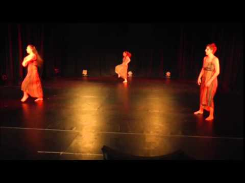 Choreography Year 2 - Charlotte Wall