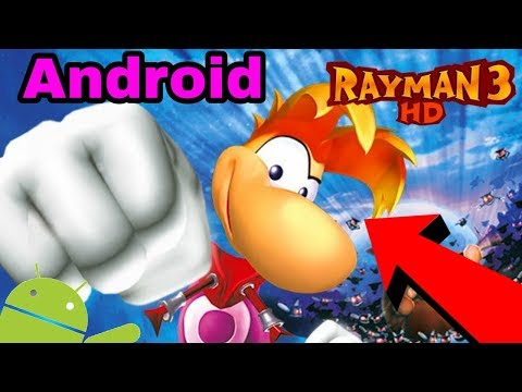 [150MB] Rayman Game For Android With Full Adventure Game With Download Link