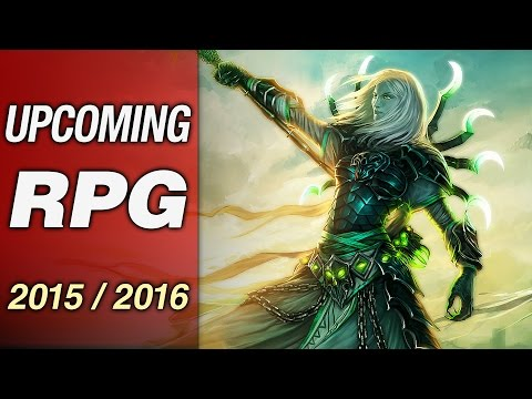 Upcoming pc exclusive rpg games in