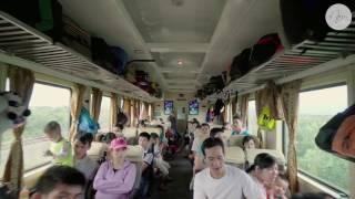 Khám Phá Tàu Thống Nhất Bắc Nam - Nếm TV