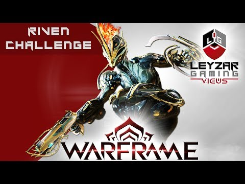 Warframe (Riven Challenge) - Kills While Wall Latch Or Wall Dash (Ember Prime)