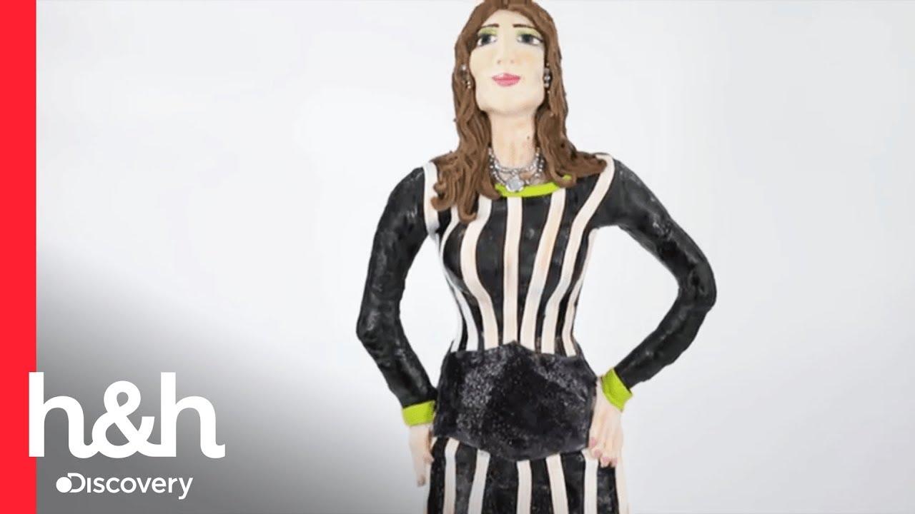 Anette Michel H eliminación del reto pastelero con anette michel - el desafío buddy  latinoamérica