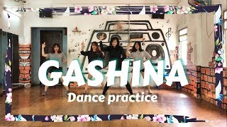 Video Gashina (가시나) Sunmi 선미- Lia kim 's choreography - dance cover by Bell dance class Practice ver. download MP3, 3GP, MP4, WEBM, AVI, FLV Juli 2018