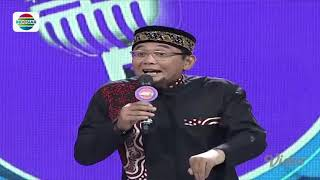 Stand Up Comedy Academy 3 - Ust. Subki Al-Bughury
