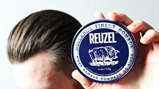 Reuzel Fiber Pomade - recenzja włóknistej pomady do włosów