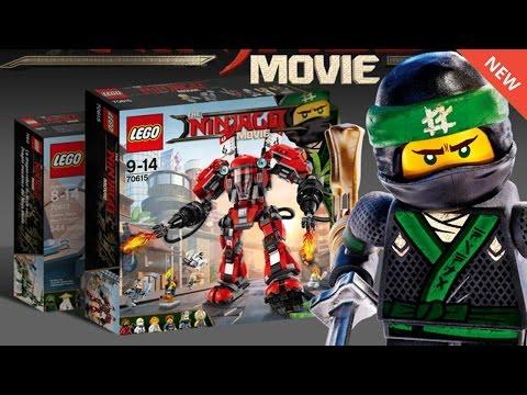 The Lego Ninjago Movie Trailer 1 Hd Youtube