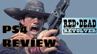 Red Dead Revolver Review - PS4