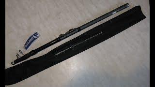 Розпакування вудлища Salmo Sniper Travel Telerod 4.1 м 5-15 г (3425-410) з Rozetka com ua