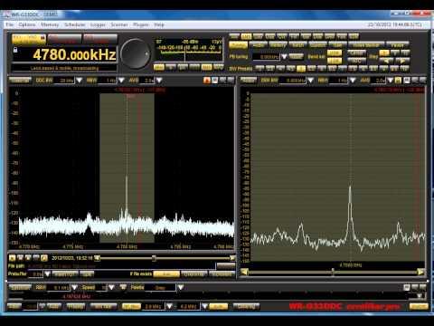 4780 khz Radio Djibouti 23.10.2012. 1930UTC