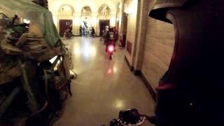 Grand Rapids Ghost Riders Art Ride 2014