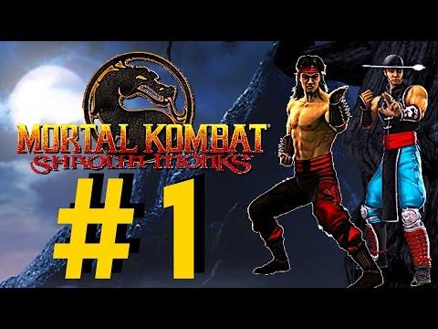 Mortal Kombat: Shaolin Monks - Goro's Lair 1