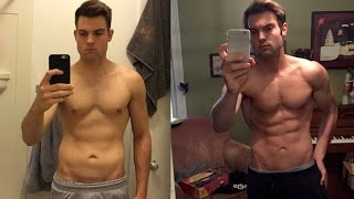 13% to 8% Body Fat in 7 Weeks - Aggressive Fat Loss Transformation