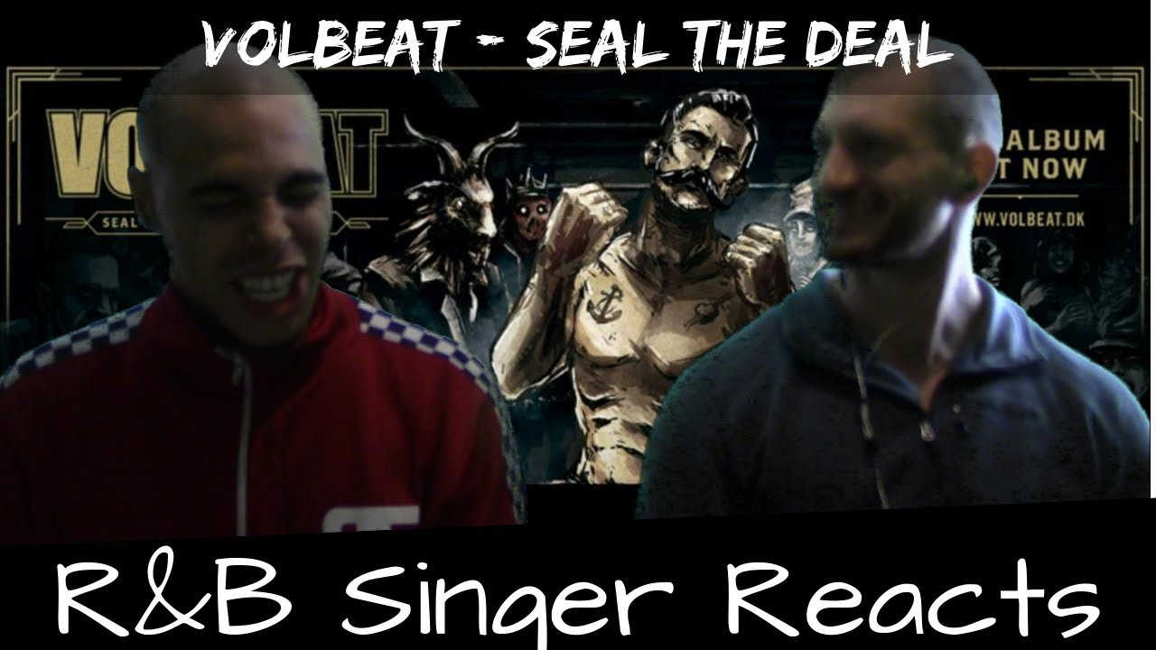 Volbeat - Seal The Deal Reaction and Discussion