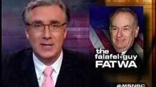 Keith Olbermann obliterates Bill O'Reilly on Daily Kos smear