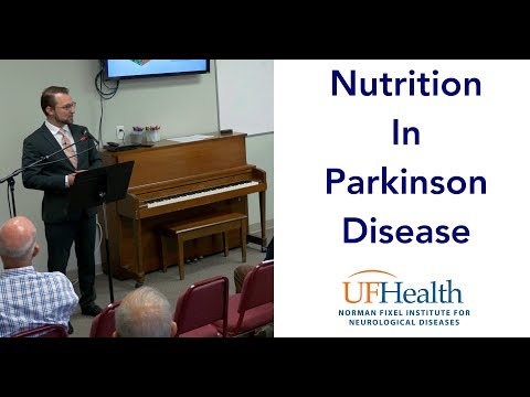 Nutrition in Parkinson Disease – Parkinson Symposium 2019