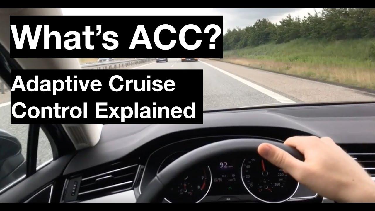 Passat B8 Adaptif Cruize Control (ACC) & Şerit Takip // 4K FRONT ASİST