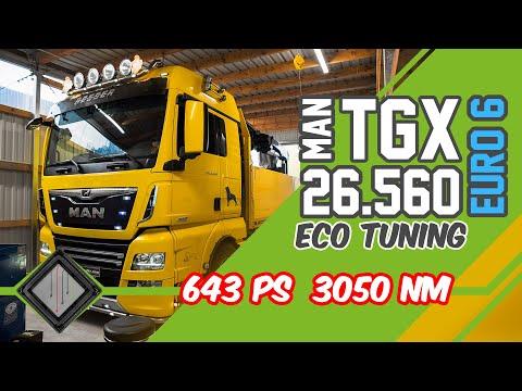 MAN TGX 560