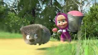 Маша и Медведь - Маша + каша (Трейлер)