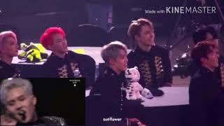Seventeen's Reaction to Monsta x 'Beautiful & Dramarama' Performace at AAA