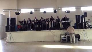 Orquesta de Beto Díaz, No puedo dejar de verte, Prueba de sonido, Rio Grande Feb 2012