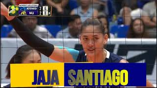 Jaja Santiago UAAP80 WV Highlights