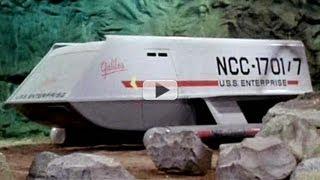 Original Star Trek Galileo Spacecraft - Where Is It Today? | Video