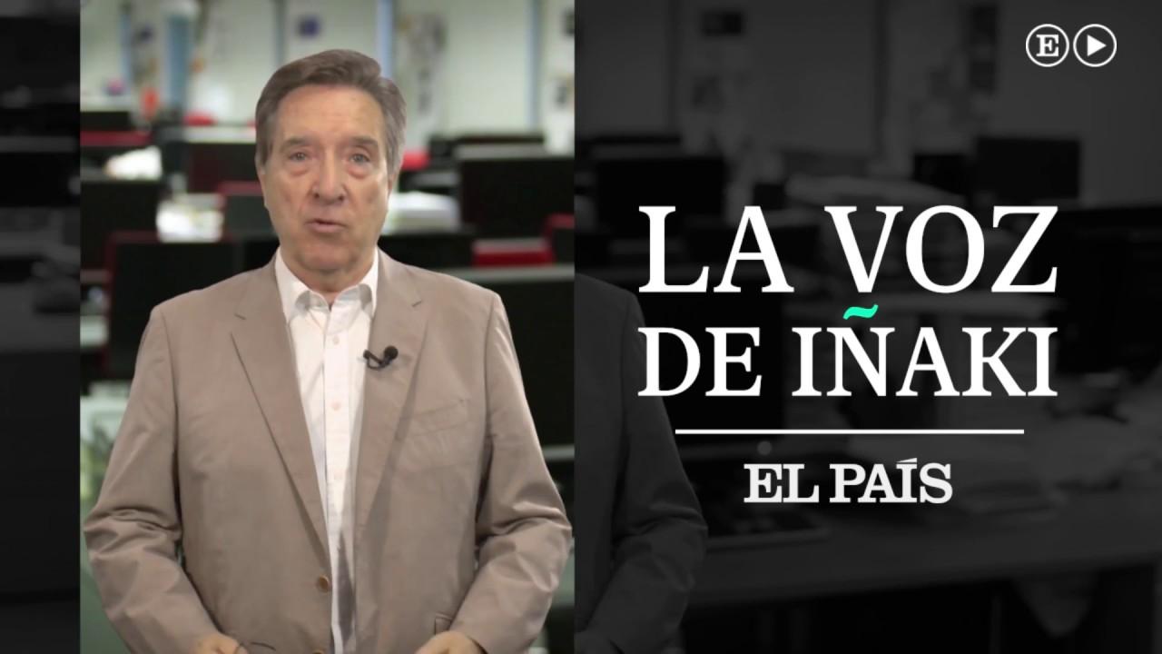 Moción de censura de Podemos   'La voz de Iñaki' - YouTube